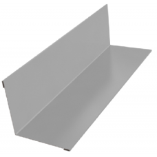 Угол внутренний 100х150 мм оцинкованный